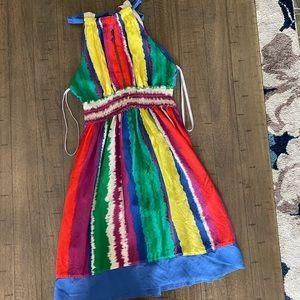 Sexy picnic dress!